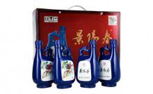 礼盒装32度景阳春如意酒500ml