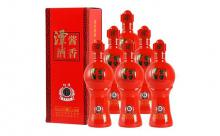 2012年53度酱香潭酒红潭15酱香型白酒一箱