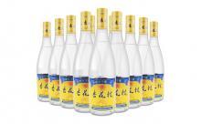 50度优级汾酒黄盖玻璃瓶 杏花村金标装一箱