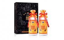2003年52度茅台集团贵州囍酒500mlx2瓶