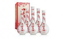 38度口子酒(红花)一箱