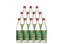 42度牛栏山陈酿白瓶酒(12瓶)500ml