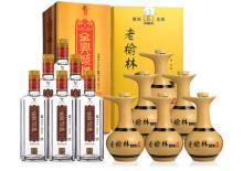 52度小北京老榆林酒一箱
