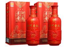 52度三星黄河母亲酒(2瓶)500ml