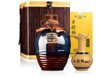 60度小北京老榆林酒500ml