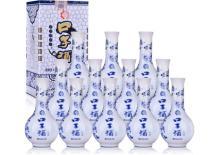 41度口子窖口子酒(12瓶)125ml