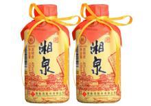 48度湘泉牌老湘泉酒(2瓶)125ml