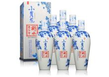 41度衡水老白干雅瓷小青花酒(6瓶)500ml