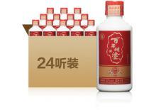 52度百年糊涂精品酒D1(24瓶)175ml