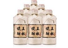 53度王祖烧坊珍品系列禅韵酒一箱