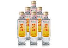 2013年 52度小方瓶绵竹酒一箱
