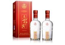 52度五粮液五龙宾红樽酒(2瓶)500ml