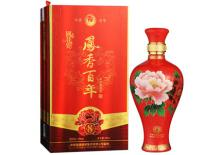 45度百年国花瓷F8系列酒500ml